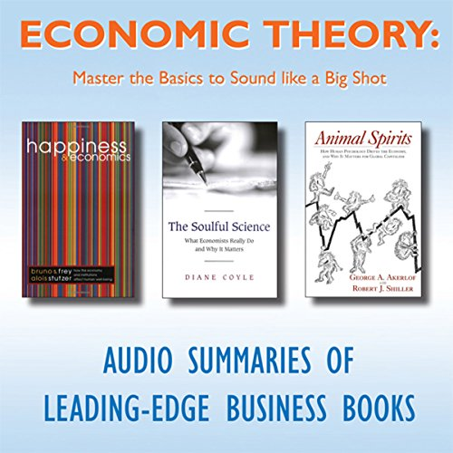 Economic Theory  Audiolibri