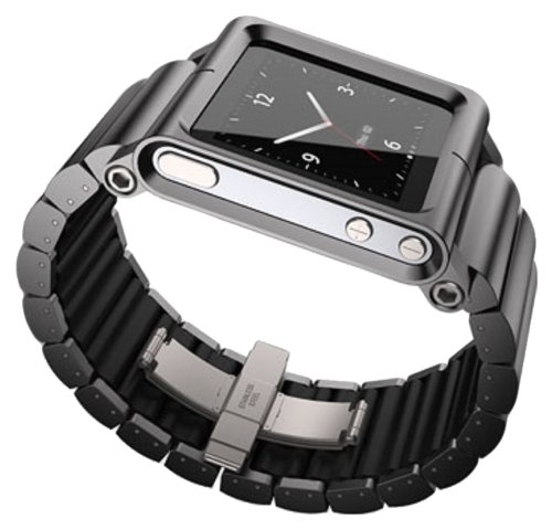 Minimal LKBLK-011 Lynk Blackout Armband für Apple iPod Nano 6G schwarz Ipod Nano Cover
