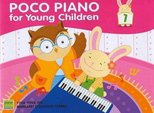 Poco Piano for Young Children Book One (Poco Studio Edition)