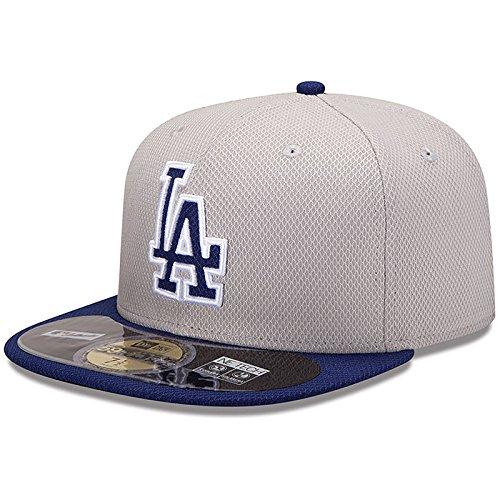 New Era 59Fifty Los Angeles Dodgers Kappe Herren, Blau, 6 5/8 6 5/8
