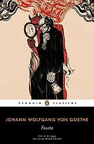 Fausto par Johann Wolfgang Goethe