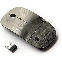 KOOLmouse [ Mouse Senza Fili Ottico 2.4G ] [ Bikini Atoll - Nuclear Bomb Explosion ]
