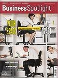Business Spotlight 1 2017 Your space, my space Improve your business english Zeitschrift Magazin Einzelheft Heft