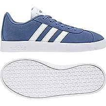 competitive price 5cfd2 74a57 adidas VL Court 2.0 K, Chaussures de Gymnastique Mixte Enfant