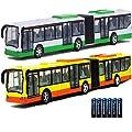 Diawell 1 x RC Ferngesteuertes Linienbus Bus Auto mit Frontlicht 44 CM Lang inkl. Batterien von Diawell GmbH