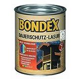 Bondex Dauerschutz-Lasur tannengrün 551 0,75 L