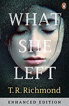 What She Left: If you love CLOSE TO HOME and FRIEND REQUEST then you'll love this