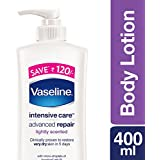 [Sponsored]Vaseline Intensive Care Advanced Repair Body Lotion, 400ml