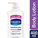 Best Moisturizer Body - Vaseline Intensive Care Advanced Repair Body Lotion, 400ml Review