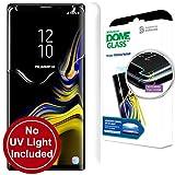 Dome Glass Verre Trempé Galaxy Note 9 - écran Protecteur Vitre, Anti Rayures, sans...