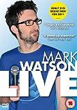 Mark Watson Live [DVD]