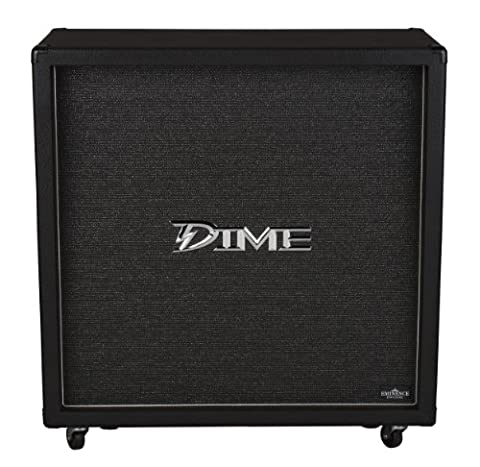 Dime Amplifciation 300W Speaker Cabinet with Straight Front