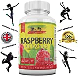Raspberry Ketones Slimming Pills - Caffeine Free Appetite Suppressant Strong Diet Supplement Capsules to help Weight Loss - Active Formulation that Safely Boosts Metabolism to Burn Fat.