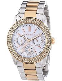 Esprit Damen-Armbanduhr Analog Quarz Edelstahl ES103822016