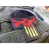 Jackets To Go JTG Big Punisher - IR Infrarot Patch mit Deutschlandflagge