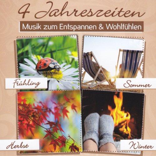 4 Jahreszeiten - Musik zum Entspannen & Wohlfühlen - Jahreszeiten-frühling