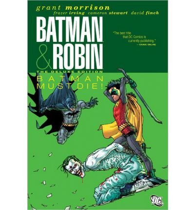 [Batman and Robin: Batman and Robin Must Die Vol 03] [by: Grant Morrison]