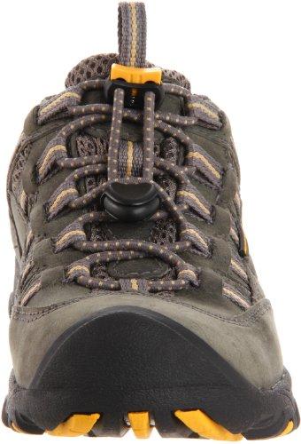Keen ALAMOSA WP 1006937, Chaussures de randonnée mixte enfant Gris (TR-B1-Gris-217)