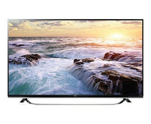 LG 49UH650T 123 cm (49 inches) 4K Ultra Smart HD LED IPS TV (Black)