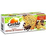 Gerblé - Biscuits Goûter Aux Pépites De Chocolat - (Prix Par Unité ) - Produit Bio Agrée Par AB