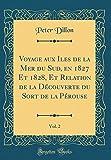 Voyage aux Iles de la Mer du Sud, en 1827 Et 1828, Et Relation de la Découverte du Sort de la Pérouse, Vol. 2 (Classic Reprint)
