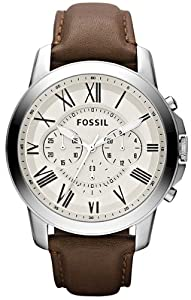 Relojes Hombre FOSSIL FOSSIL GRANT FS4735 de Fossil