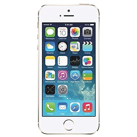 Apple iPhone 5S Or 16Go Smartphone Débloqué (Reconditionné