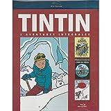 Tintin - 3 Aventures - Vol. 6 : Tintin Au Tibet + L'Affaire Tournesol + Coke En Stock...