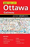 Ottawa Gatineau Pocket Guide by Canadian Cartographic Corp (2012-05-01)