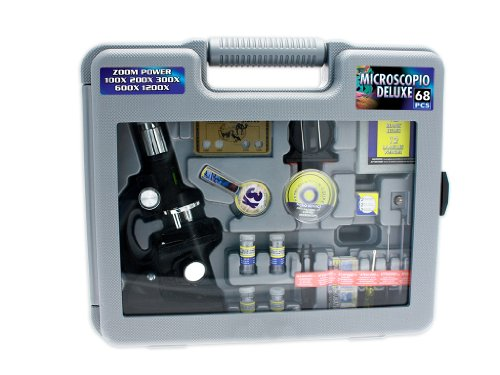 TEOREMA 70842-Maletín microscopio Metal