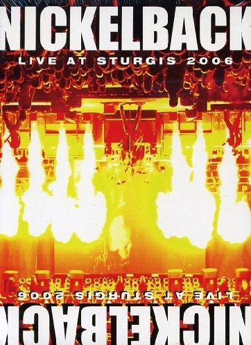 Nickelback - Live at Sturgis