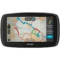 TomTom GO 60 6 inch Sat Nav with Western European Maps - Black