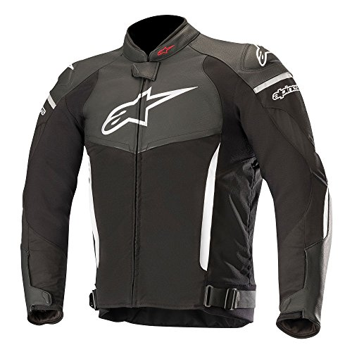 Alpinestars Motorradjacken Sp X Jacket Black Black, Schwarz/Schwarz, 52 - Jacke Motorrad Off-road