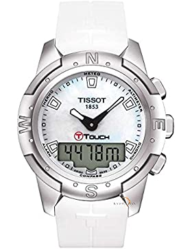 Chronograph - Quarz - Titan - T-Touch Lady II