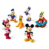 Disney Mickey Mouse Clubhouse Figurine Play Set -- 6-Pc.