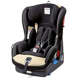 Peg Perego IMVG010035DX13LR46 Seggiolino Auto Viaggio 0+1 Switchable Nero/Beige