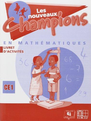Nouveaux Champions en Mathematiques Activites CE1