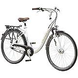 Viking 28 Zoll Prelude mit Federgabel Citybike Stadt Fahrrad Licht 7 Gang Nexus