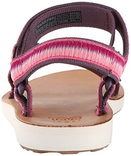 Teva Womens Original Universal Ombre Sandale, Framboise, 10 M Us Framboise