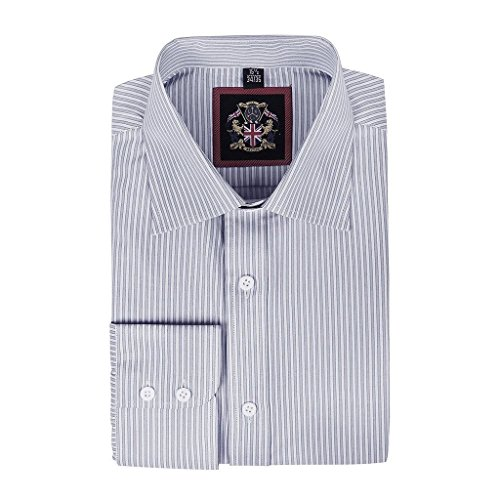 janeo-british-apparel-di-marca-classic-windsor-belle-uomo-camicia-a-righe-singolo-e-doppio-polsino-m
