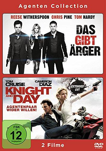 Bild von Das gibt Ärger / Knight and Day - Agentenpaar wider Willen [2 DVDs]