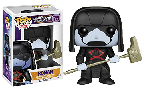 Funko Pop Ronan (Guardianes de la Galaxia 75) Funko Pop Guardianes de la Galaxia