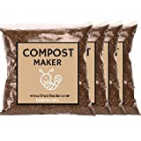 Trust Basket Set Of 4 Bokashi Compost Maker Powder - 500Gms ( Imported From Japan)