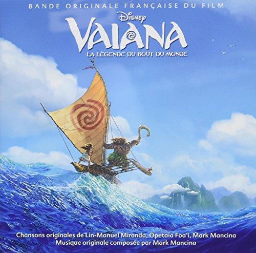 Vaiana : La légende du bout du monde : BO du film de Ron Clements et John Musker