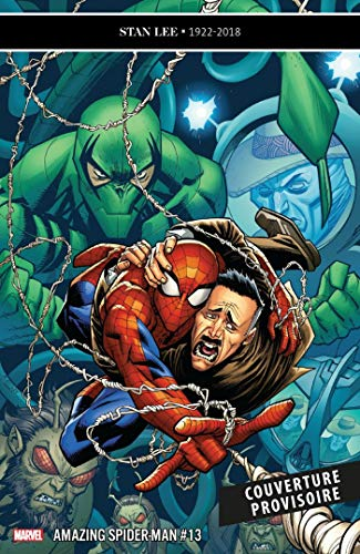 Spider-Man (fresh start) Nº8 par Nick Spencer,Peter David,Ryan Ottley,Will Sliney