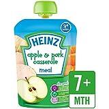 Heinz Purée de pommes et de porc Casserole 7 MOIS + 130g