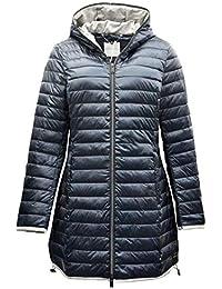 b6a0495d202d6 Rino   Pelle Women s Jacket Blue Midnight Blue