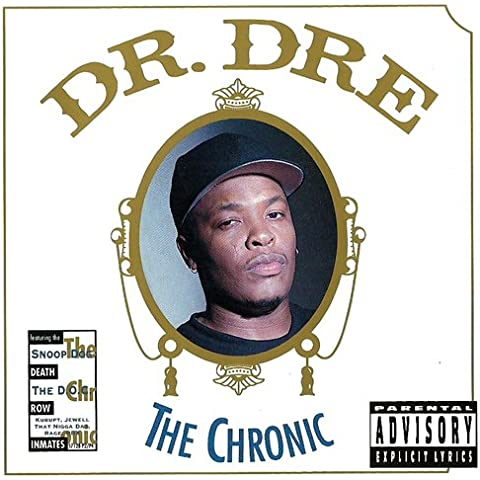 G Thang Baby and more (CD Album Dr. Dre, 15 Tracks, feat. RBX, Snoop Dogg, Kurupt, D.O.C & Colin Wolfe