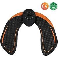 DAMIGRAM Hips Electrostimulateur, EMS Hips Trainer Smart Appareil de Fesse Massage pour Fesses Gym Workout Home Bureau Équipement Femme Homme