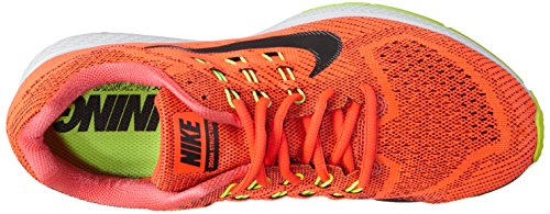Nike  Air Zoom Structure 18, Chaussures de course hommes Rouge